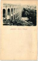 Ariccia, Ponte e Villaggio / bridge