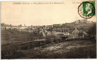 Lormes, Maladrerie