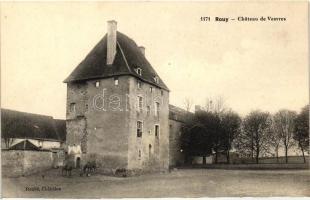 Rouy, Chateau de Vesvres / castle