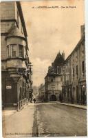 Luxeuil-les-Bains, Rue du Centre / street