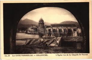 Collioure, Eglise, Chapelle St. Vincent