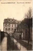 Ribeauvillé, Couvent, École Normale cote Ouest / school