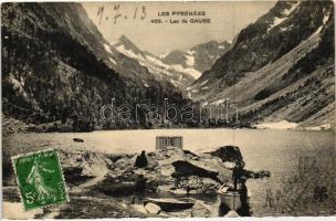 Lac de Gaube / lake
