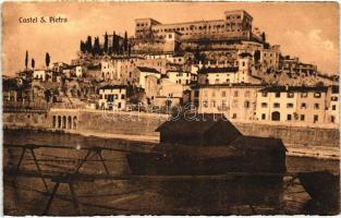 Verona, Castel San Pietro / castle