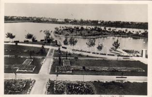 Hajduszoboszló-Gyógyfürdő, Csónakázó tó