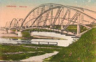 Gyékényes, Dráva híd