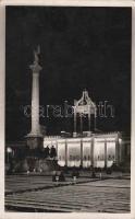 1938 Budapest XIV. Hősök tere, XXXIV. Nemzetközi Eucharisztikus Kongresszus, Főoltár