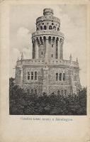 Budapest XII. János-hegy, Erzsébet-kilátó, Kozár Mihály vendéglős kiadása