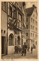 Nürnberg Hans Sachs house, Nürnberg Hans Sachs ház