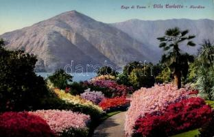 Lago di Como, Villa Carlotta, Giardino / gardens
