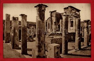 Pompei, Tempio d'Isdie / Temple of Isis