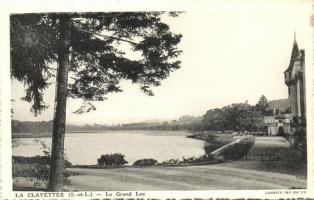 La Clayette, Le Grand Lac