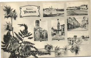 Tournus, floral