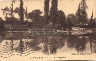 Digoin, La Guinguette