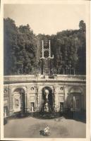 Frascati, Villa Aldobrandini, Cascata