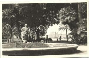 Frascati, Pincio, Fontana di Mose