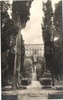 Tivoli, Villa d'Este, Prospetto