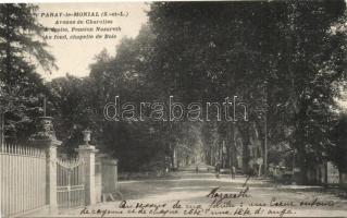 Paray-le-Monial, Avenue de Charolles