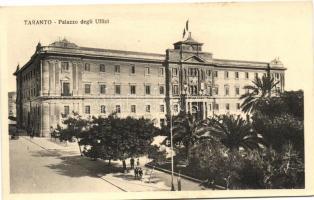 Taranto, Palazzo degli Uffici / palace