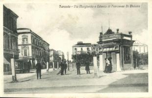 Taranto, Via Margherita, Edicola di Francesco di Chilairo