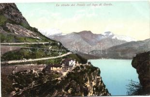 Lago di Garda, La Strada del Ponale