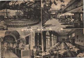1955 Pozzuoli, Terme 'La Salute' / interior