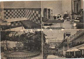 1955 Pozzuoli, Terme 'La Salute' / interior spa