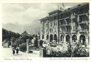 Cortina d'Ampezzo, Grand Hotel Savoy