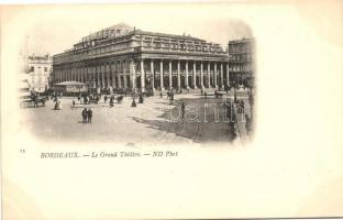 Bordeaux, Le Grand Theatre