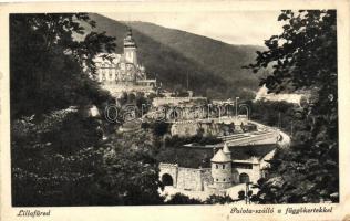 Lillafüred, palota szálló
