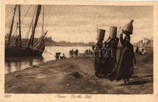Cairo, On the Nile, folklore