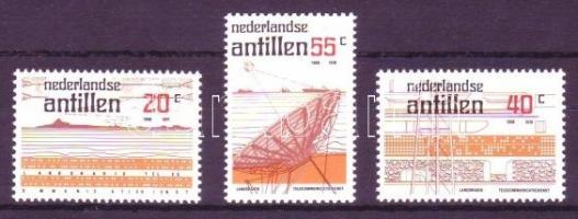 70th anniversary of the national telecommunication services set, 70 éves a nemzeti távközlési szolgáltatás sor, 70 Jahre Nationaler Fernmeldedienst Satz