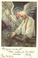 'Legyen meg a Te akaratod', a Prohászka Ottokár Templomépítő Bizottság kiadása s: Márton L.