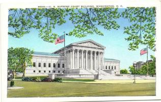 Washington D.C., Supreme Court Building