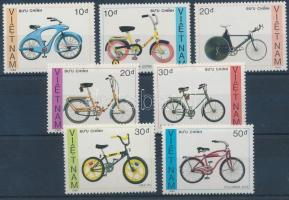 Bicycles set Kerékpárok sor