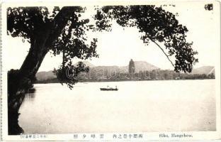Hangzhou, Hangchow; Sihu