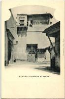 Algiers, Alger; Kasba entry