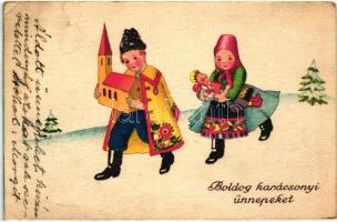 Christmas, Hungarian folklore, Karácsony, magyar folklór