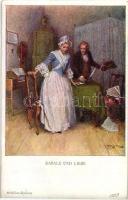 Kabale und Liebe, Schiller Zyklus, M. Munk Wien Nr. 1113. s: Printz