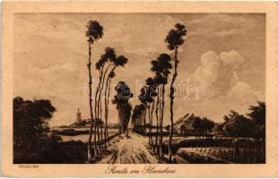 Route en Flanders s: Hobbema
