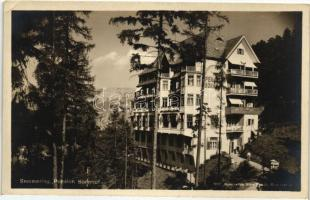 Semmering, Pension Sonnhof