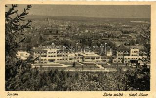 Sopron, Lövér szálló