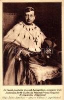 Dr. Serédi Jusztinián Archbishop, s: Héya Zoltán Dr. Serédi Jusztinián, Bíboros Hercegprímás, Esztergomi érsek  s: Héya Zoltán