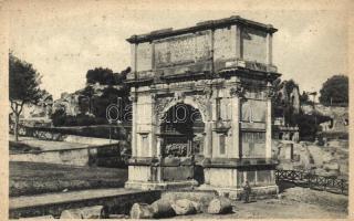 Rome, Roma; Arco di Tito / arch