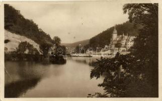 Lillafüred, tó, Palota szálló