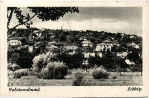 Balatonalmádi, látkép