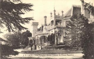 Villas Prangins, Ancien Chateau du prince Napoleon
