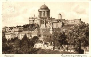 Esztergom, Bazilika és prímási palota