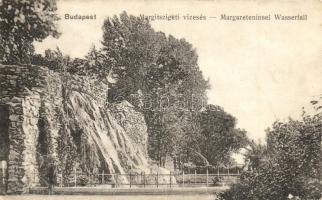 Budapest XIII. Margitszigeti vízesés