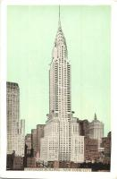 New York City, Chrysler Building